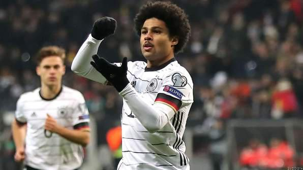 highlight: Gnabry Hat-trick Sees Germany Pummel N.Ireland