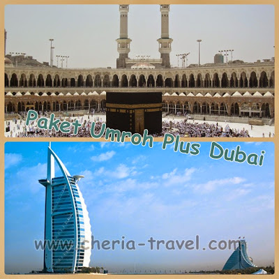 Paket Umroh Plus Dubai Desember Murah