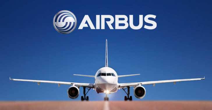 Airbus Suffers Data Breach, Some Employees' Data Exposed