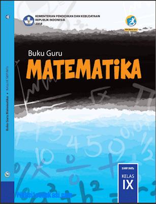 File Pendidikan Buku Matematika Kelas 9 SMP/MTs K13 Revisi 2018