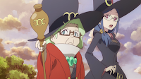 Little Witch Academia (TV) Episode 9 Subtitle Indonesia