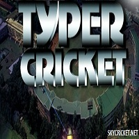 Play Online Typer Cricket Game