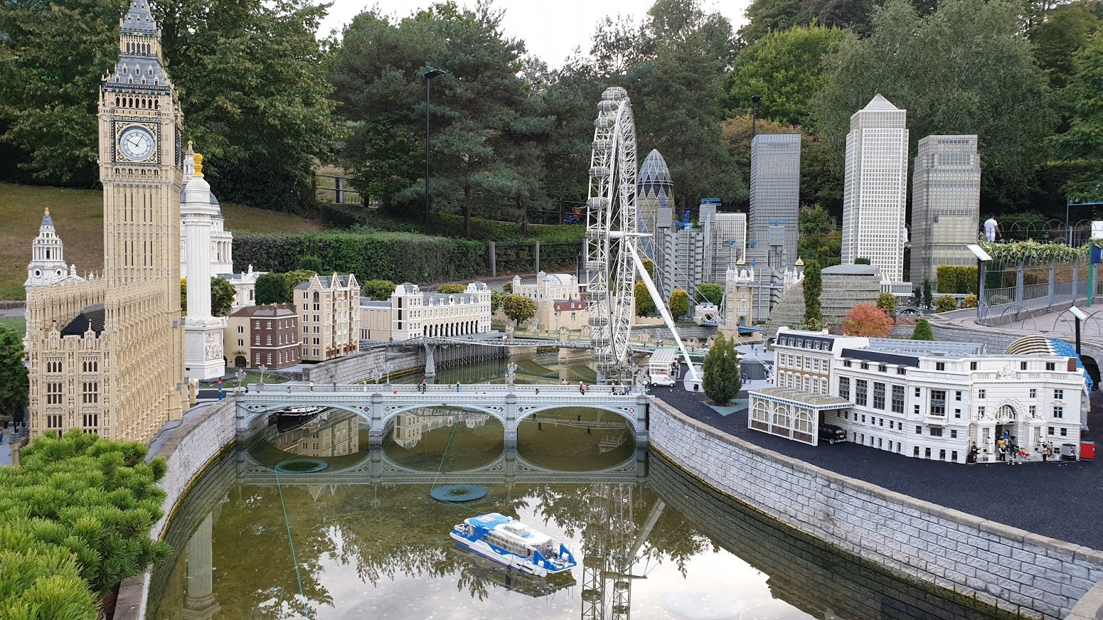 legoland london models