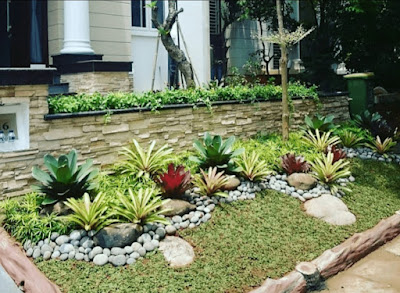 Tukang Taman Kreo | Jasa Pembuat Taman di Kreo | SuryaTaman