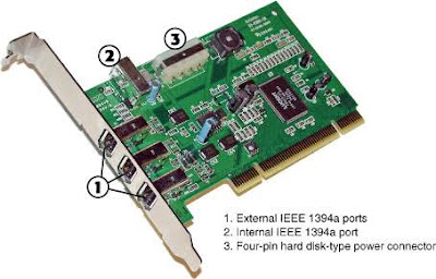 Terminal untuk I/O Motherboard
