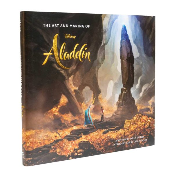 Aladdin live action: por trás das câmeras