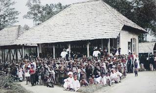poliklinik dan masyarakat batak di pearaja