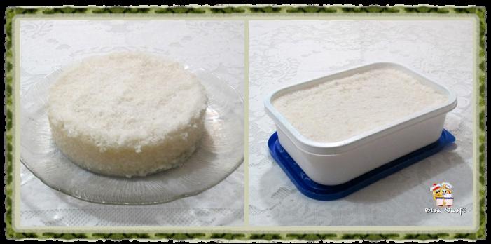 Cuscuz de tapioca 2