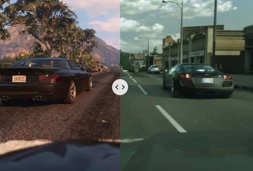 Intel is using machine learning to make GTA V more realistic