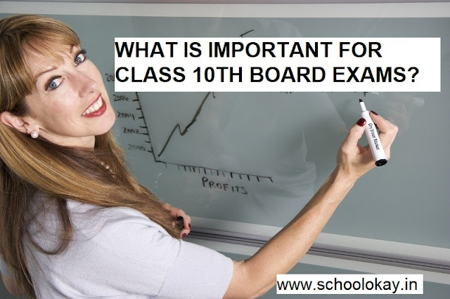 tips for class 10th  board exams