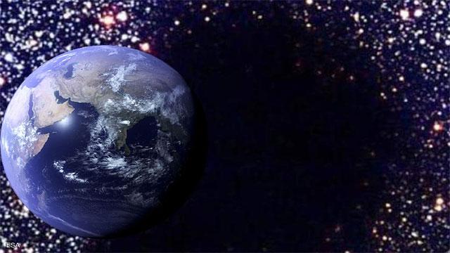 إكتشاف فقاعة عملاقة فى الفضاء يحير علماء الفلك