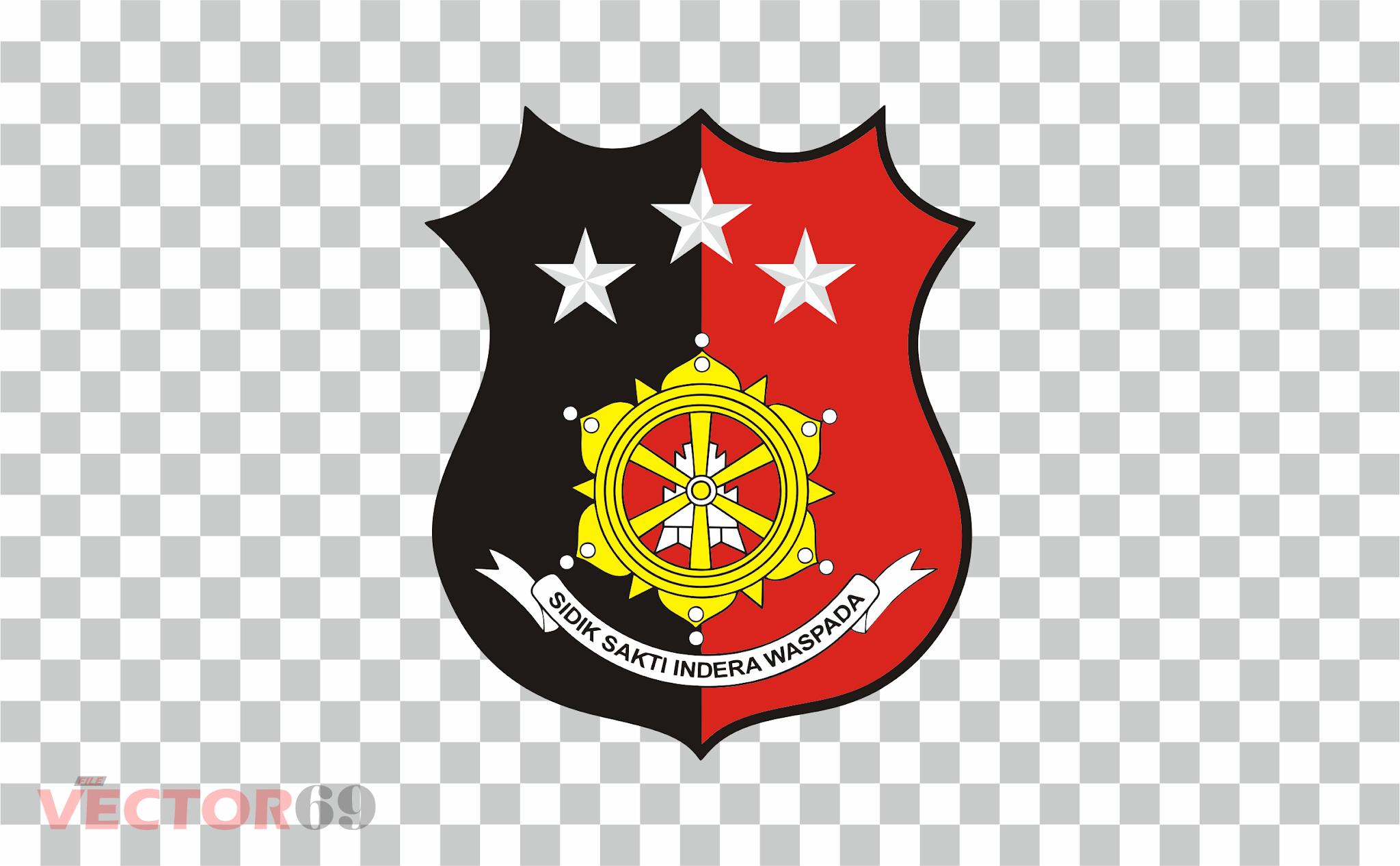 Bareskrim (Badan Reserse Kriminal) Polri Logo - Download Vector File PNG (Portable Network Graphics)