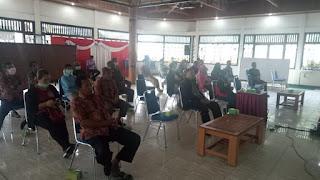 Rapat Pembentukan RT Siaga Covid 19 Tahap Pertama Bersama Ketua RT Kelurahan Karang Rejo dan Karang Harapan - Tarakan Info