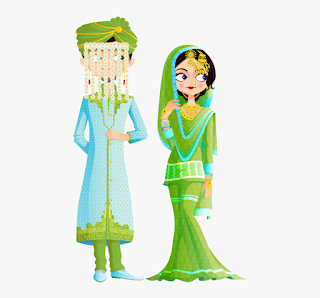 Islamic Couple HD Wallpaper