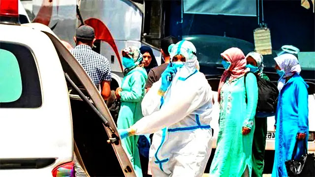 """وزارة الصحة: تسجيل 1250 إصابات و5 وفيات جديدة بـ""""كورونا"""" خلال 24 ساعة"""