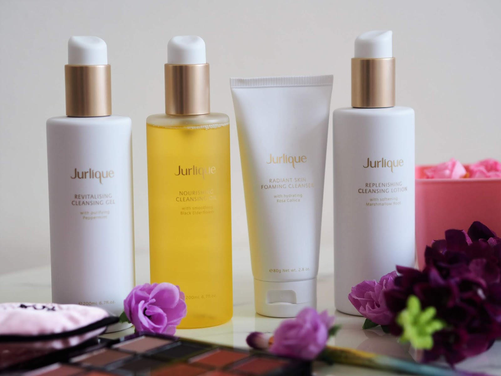 Struggling to find your perfect cleanser? Jurlique have released a new range for all skin types..