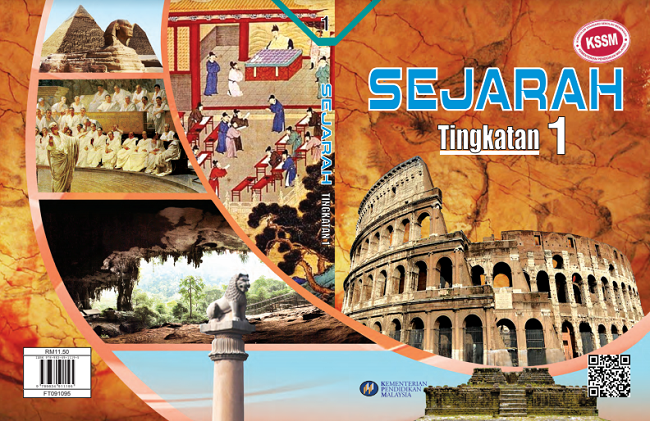 Buku Teks Sejarah Tingkatan 1 KSSM PDF Download Online