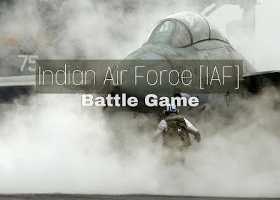 IAF new battle royale game