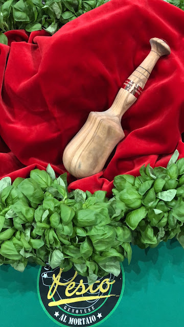 Il premio del World Pesto Championship