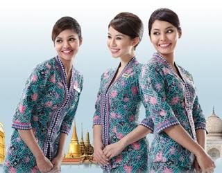 Model baju batik seragam pernikahan tanah abang terbaru