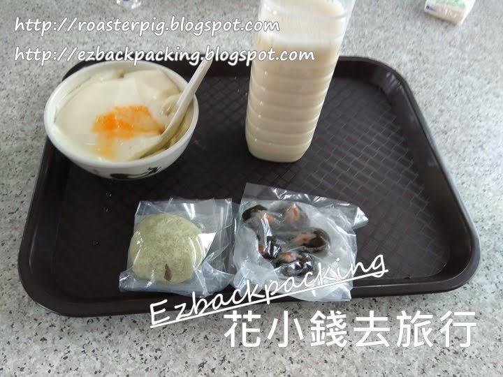 鹿頸行山美食:山水豆腐花