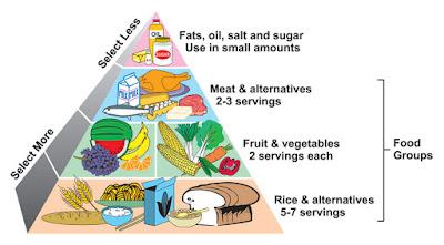 balance Diet Sheet