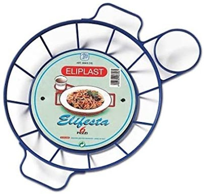 I portapiatti per piatti monouso si trovano in vari colori