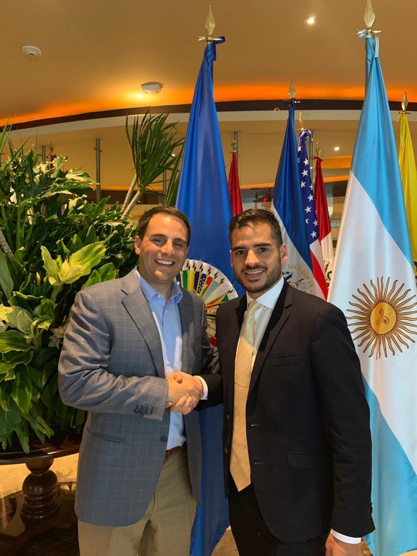VENEZUELA: Diputado Armando Armas: aplicación de las nuevas tecnologías para fortalecer las democracias.