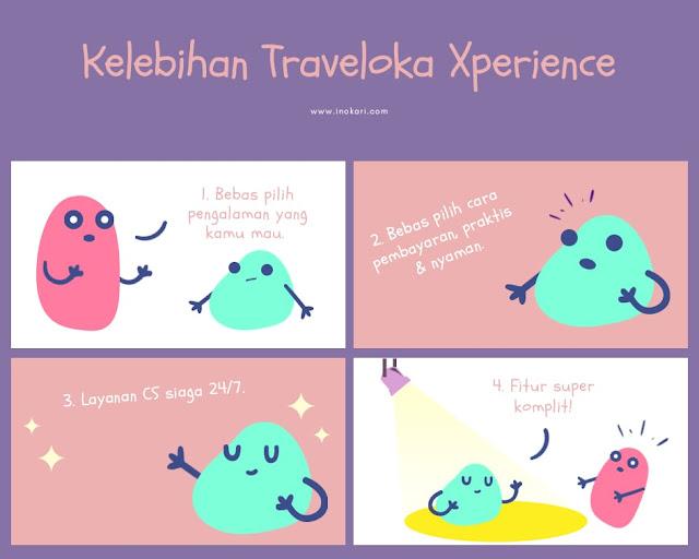 Traveloka Dulu, Xperience Seru Kemudian
