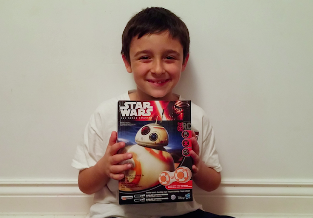 STAR WARS: THE FORCE AWAKENS REMOTE CONTROL BB-8