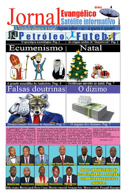 Jornal Evangélico Satélite Informativo - Edição 02