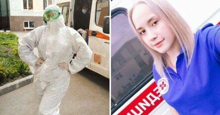 Под Иркутском ушла из жизни 25-летняя фельдшер скорой - у нее был ковид