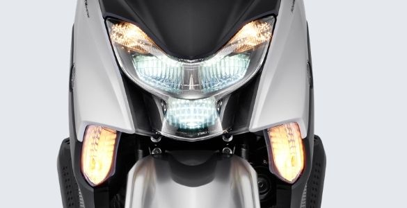 Yamaha Gear 125cc Generasi Terbaru Sekuter Matik Motor Yamaha