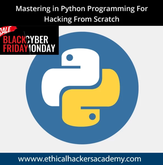 Cyber Monday Online Courses  - python 2Bpro - Cyber Monday Online Courses( 90 % OFF)