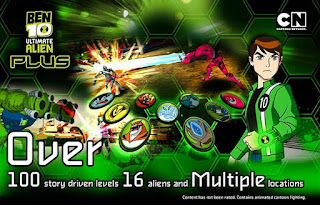 Ben 10 Ultimate Alien Xenodrome Plus