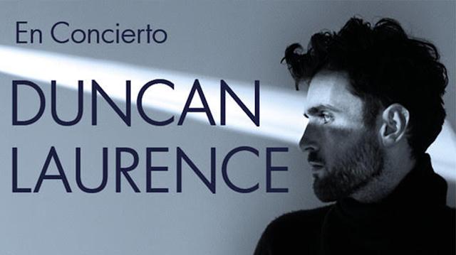 Duncan Laurence, ganador de Eurovisión 2019, actuará en Madrid y Barcelona