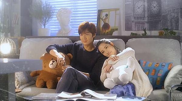 daftar drama korea yang dibintangi lee min ho terbaru