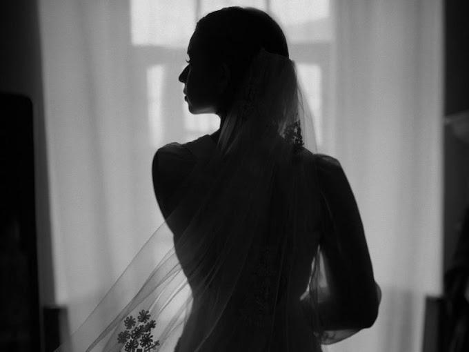 Ángela Aguilar confiesa el motivo de su vestido de novia