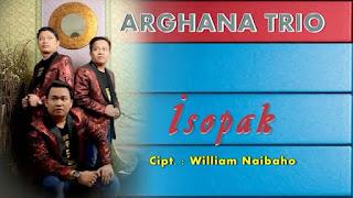 Lirik Lagu Batak Arghana Trio