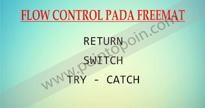 Flow COntrol pada FreeMat Part: 2