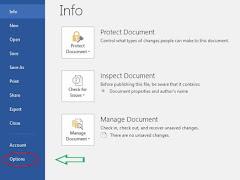 Cara Menghilangkan Garis Merah di Microsoft Word