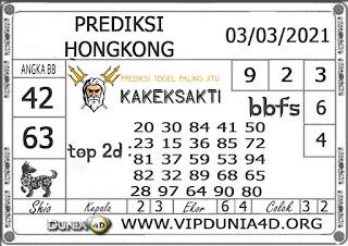 Prediksi Togel HONGKONG DUNIA4D 03 MARET 2021