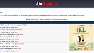 Jio Rockers New HD Movie Download [Latest Movies] 720p 1080p