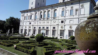 Villa Borghese tour portugues - Villa Borghese com guia em português