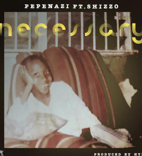 DOWNLOAD MP3: Pepenazi ft Shizzo - Necessary