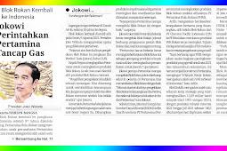 Jokowi Orders Pertamina to Speeding