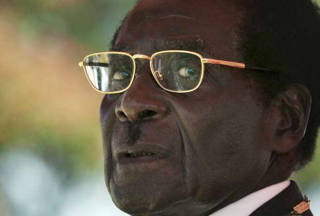 I am broke, says Robert Mugabe