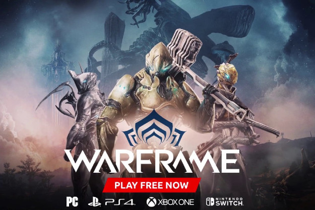 warframe pc game ps4 xbox switch online