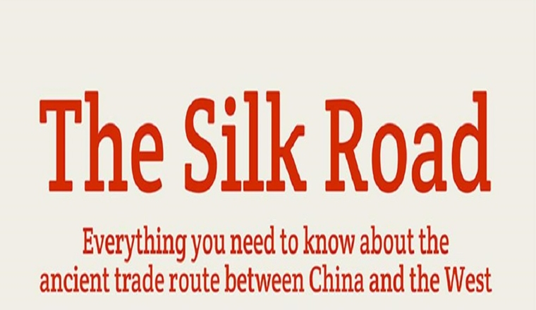 Silk Road #infographic