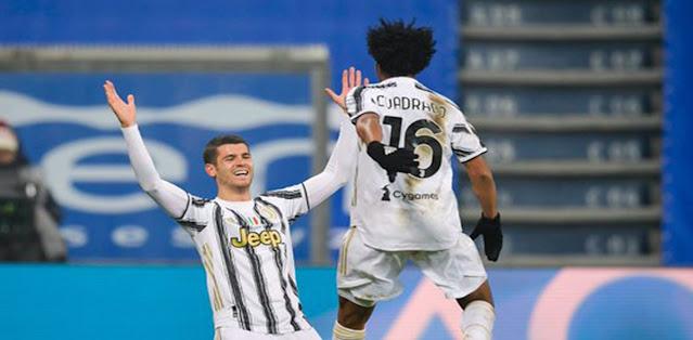 Juventus vs Lazio Highlights